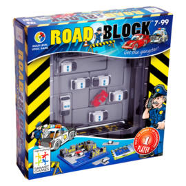 Road Block - Útzár - Smart Games