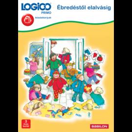 LOGICO PRIMO - feladatkártyák - Ébredéstől elalvásig
