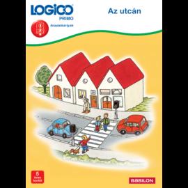 LOGICO PRIMO - feladatkártyák - Az utcán