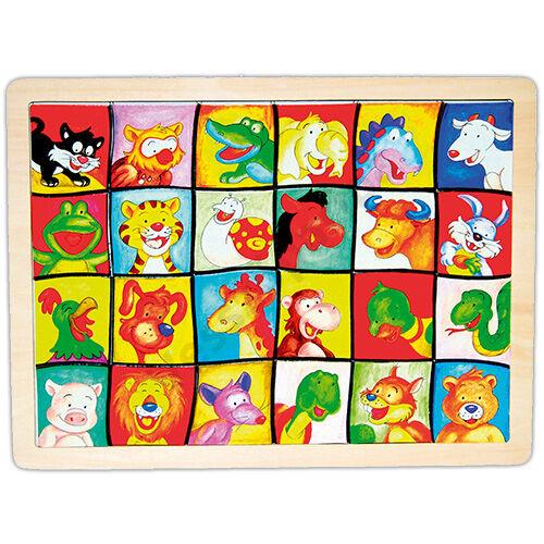 Arckereső cicás puzzle