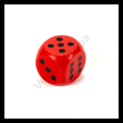 Dobókocka - piros