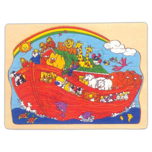 Noé bárkája puzzle