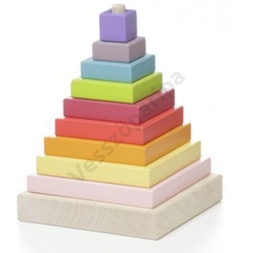 Montesszori torony - piramis