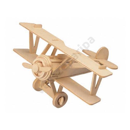3D puzzle - Neuport repülőgép
