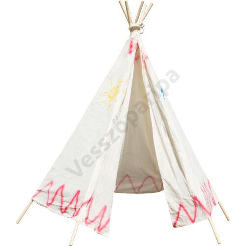 Wigwam - indiánsátor