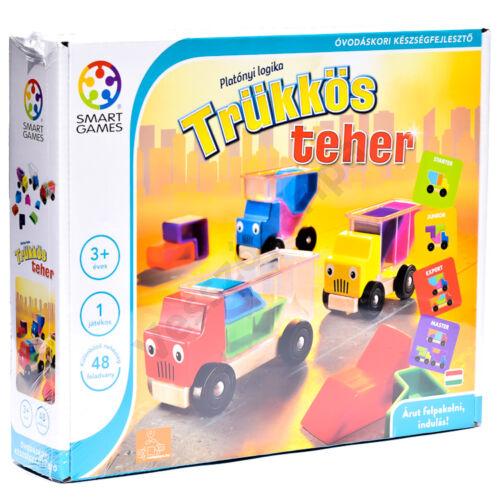 Trucky 3 - Trükkös teher - Smart Games