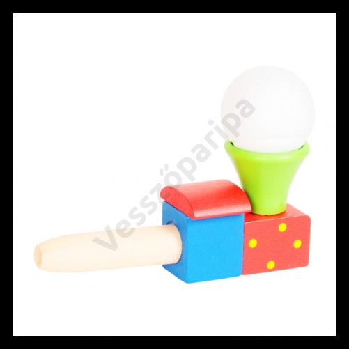 Ügyességi labda lebegtető - zöld