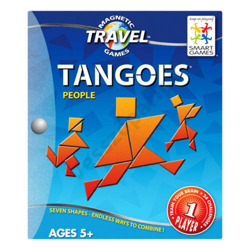 Magnetic Travel - Tangoes Emberek - Tangram
