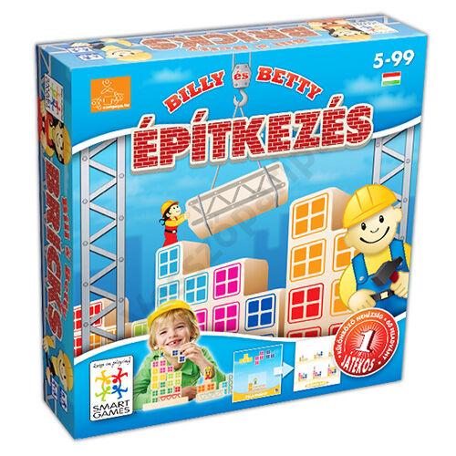 Billi & Betti építkezés - Smart Games