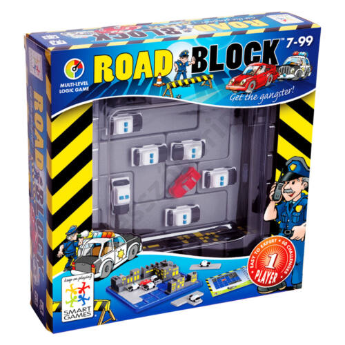 Road Block - Útzár - Smart Games
