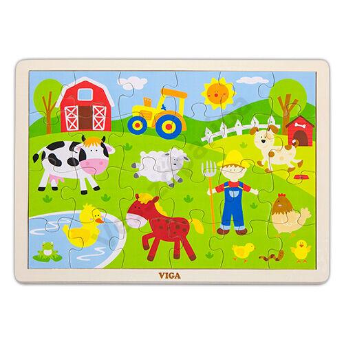 Farmos puzzle