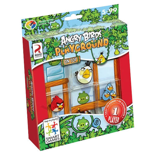 Angry Birds Playground - On top - Smart Games