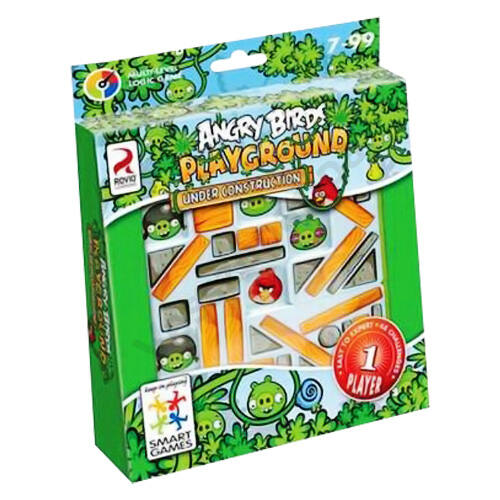 Angry Birds Playground - Under Construction - Smart Games