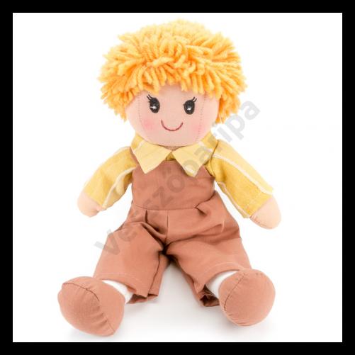 Rongybaba - fiú, barna nadrágos