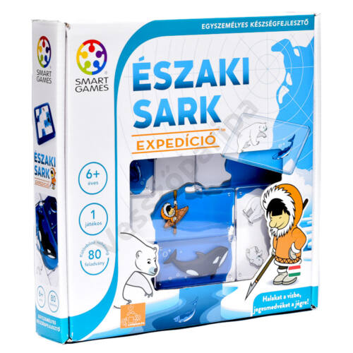 Északi sark- Expedíció - Smart Games