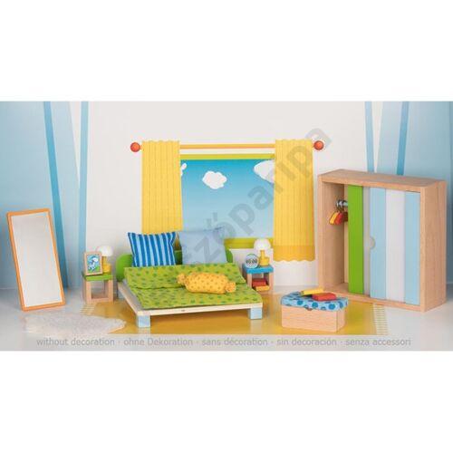 Babaház bútor - hálószoba bútor - goki