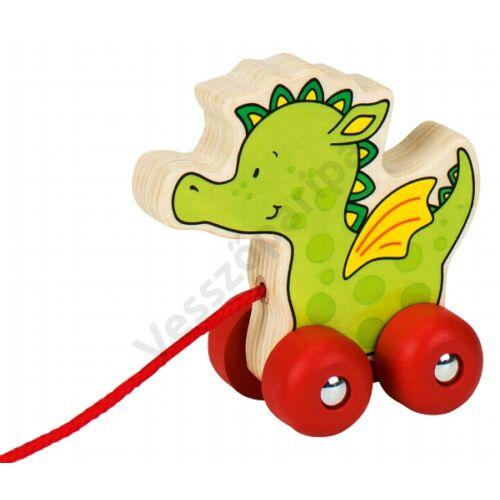 Goki - Húzható sárkány