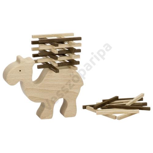 Pálcikás egyensúlyozó teve - goki