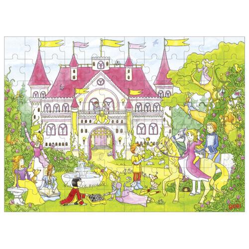 Goki - Álomkastély puzzle