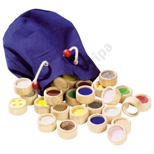 Goki - tapintásfejlesztő zsák