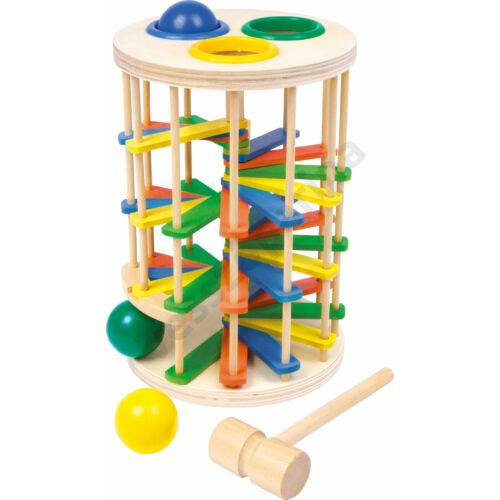 """Kalapáló óriás torony játék - """"Gyöngy"""""""