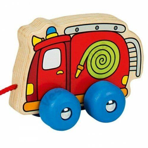Goki - Húzható tűzoltóautó