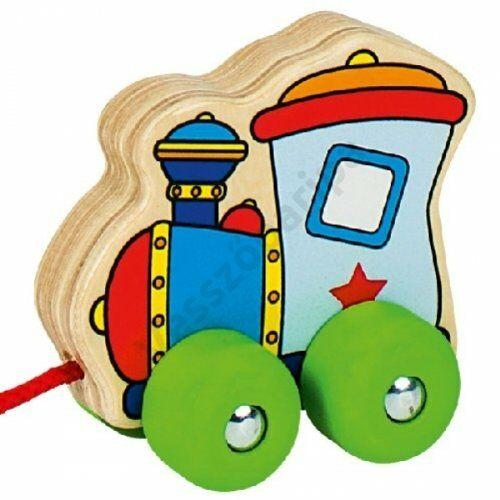 Goki - Húzható vonat