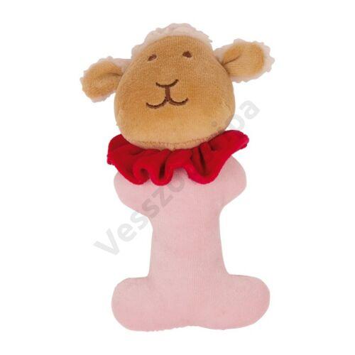 Plüss csörgő - bárány