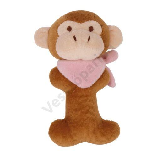 Plüss csörgő - majom