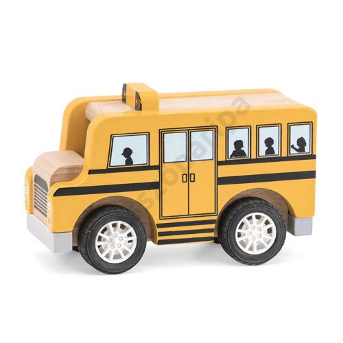 Játék iskolabusz
