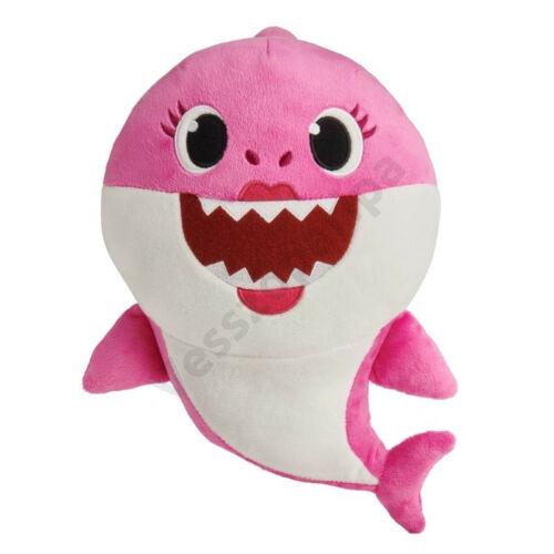 Baby Shark zenélő plüss anya cápa - vesszőparipa.hu