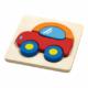 Kép 1/2 - Magasított puzzle - autó